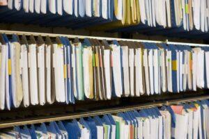 MAMMUT Deutschland Archivräumung Hängeregister