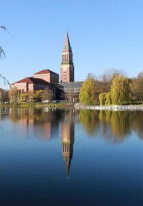 MAMMUT Deutschland Rathaus und Opernhaus Kiel